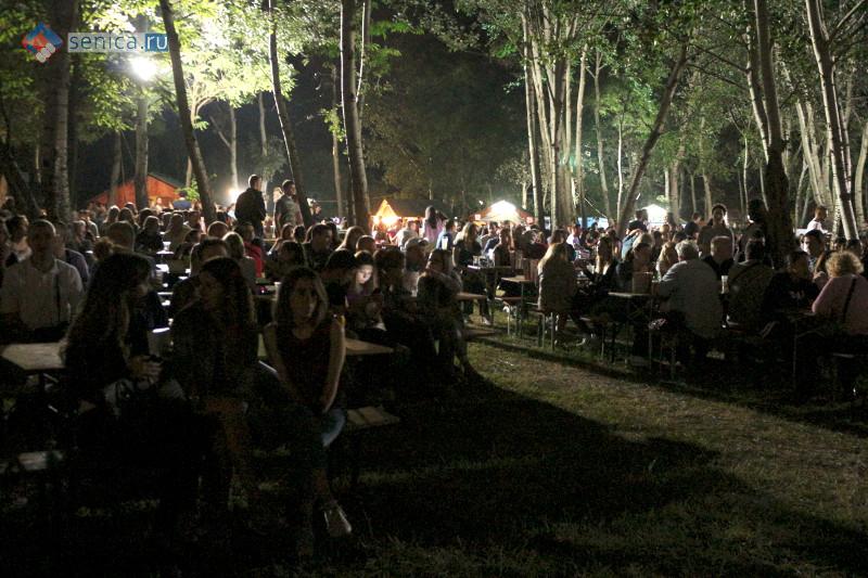 Второй пивной фестиваль APA Beer Garden в Белграде