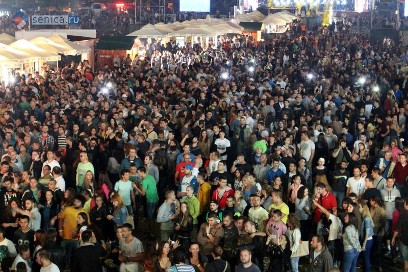Бир-фест в Белграде