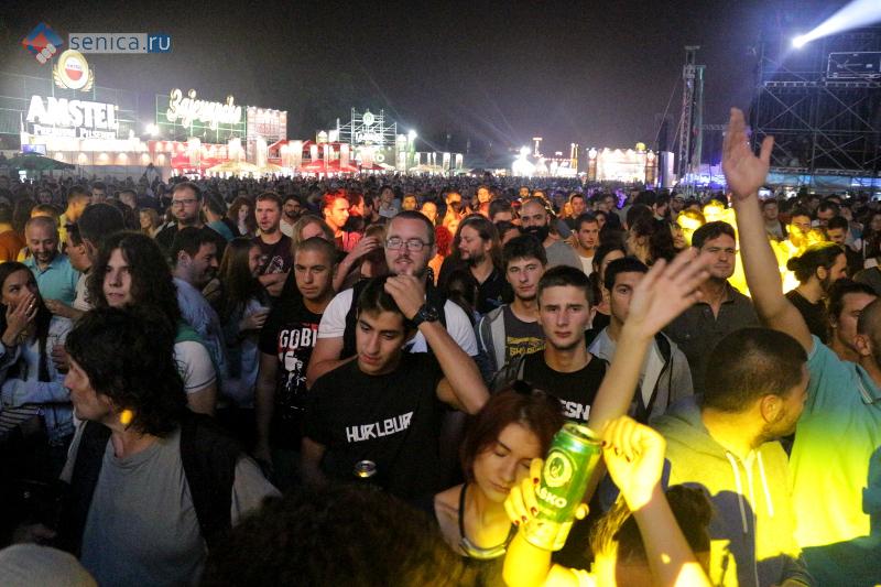 Публика на Belgrade Beer Fest 2016