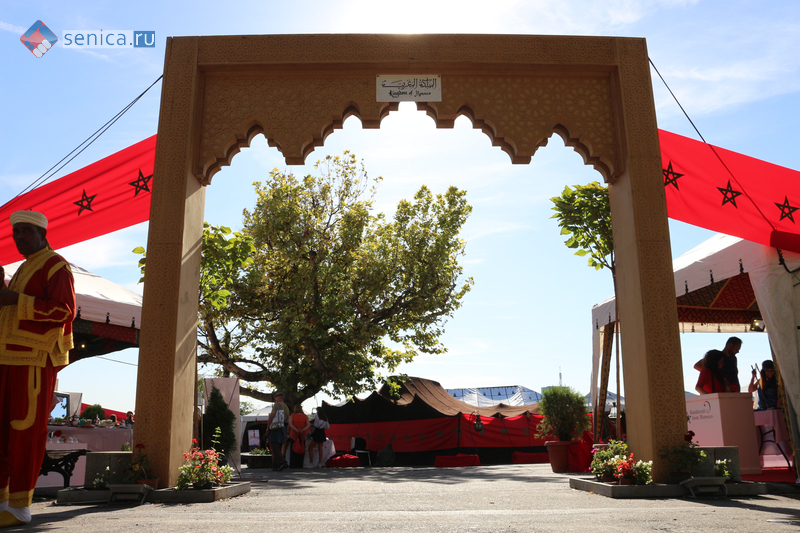 Неделя традиционных марокканских ремёсел