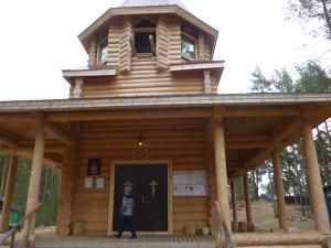 Храм Святых Царственных Страстотерпцев в Раздолье