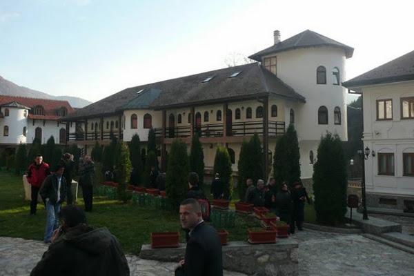 Монастырь Добрун под Вишеградом