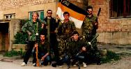 Русские добровольцы в Боснии