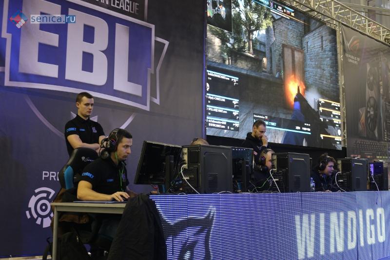 Балканская лига кибер-спорта