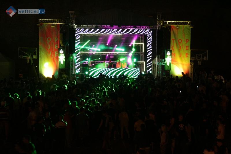 Kalemegdan Summer Festival 2016 в Белграде