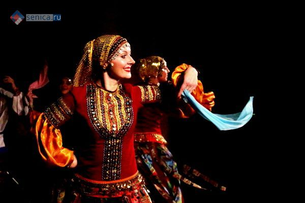 «Казаки России» концертом открыли Дни духовной культуры России в Сербии