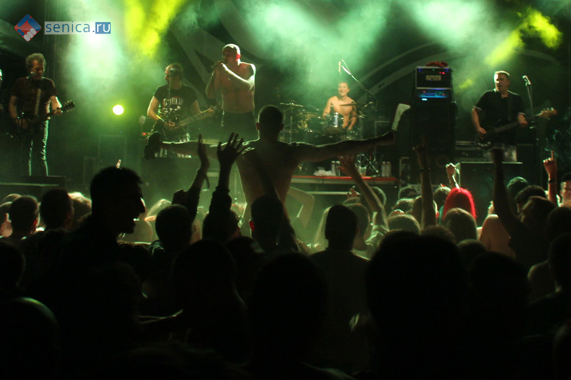Рок-сцена LoveFest'а