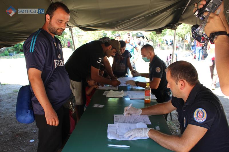 Порядок регистрации мигрантов