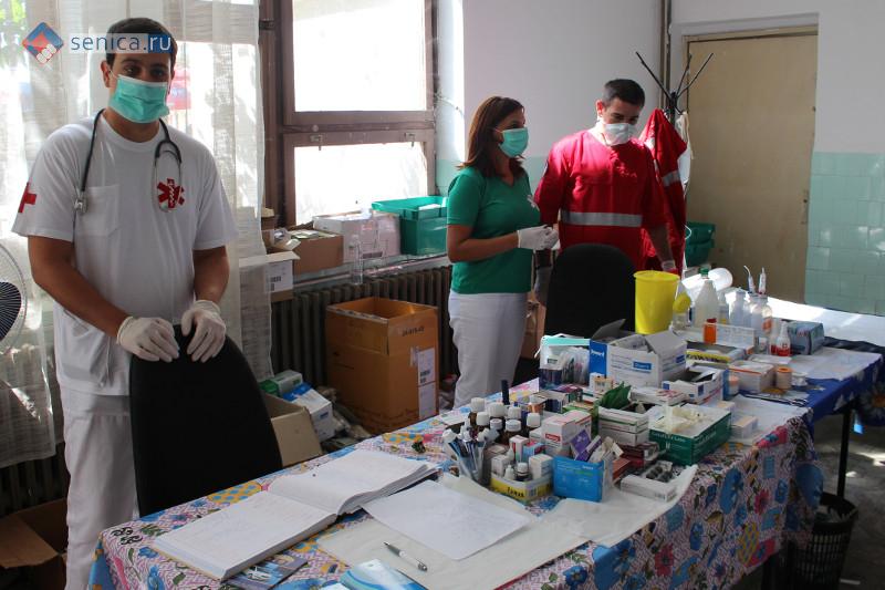 Мигранты занесли опасное заболевание в Сербию