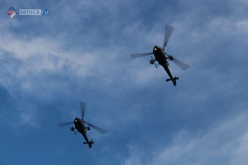 Сербские вертолёты