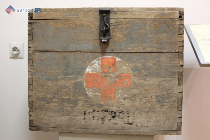 Ящик Красного краста