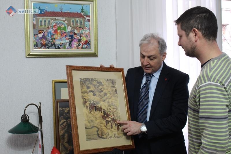 Драган Радованович рассказывает об истории 1885 года