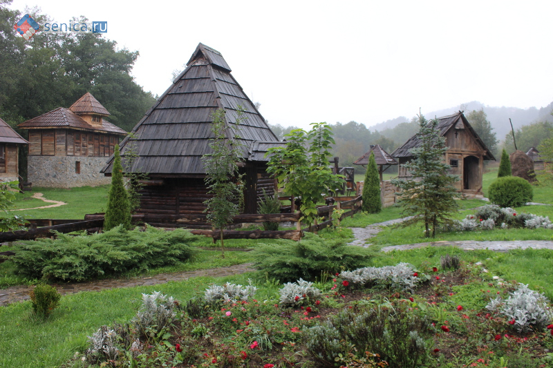 Этно-село Котроманичево