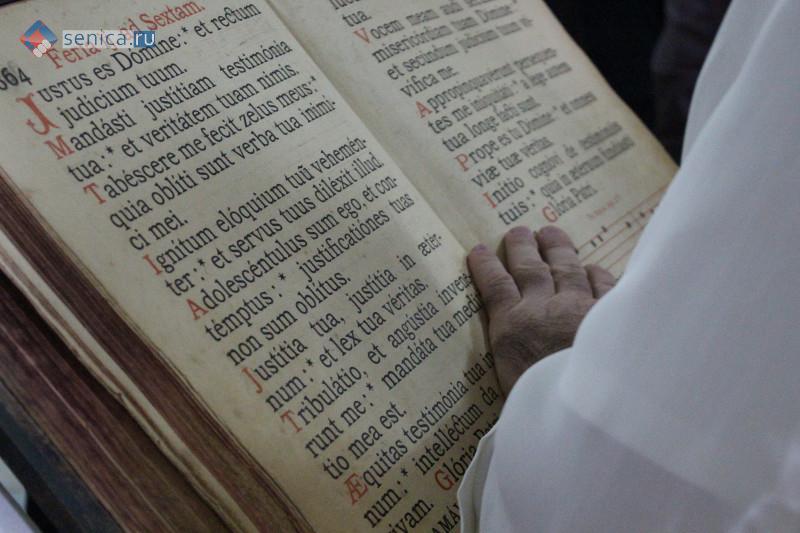 В монастыре ордена траппистов в Баня-Луке