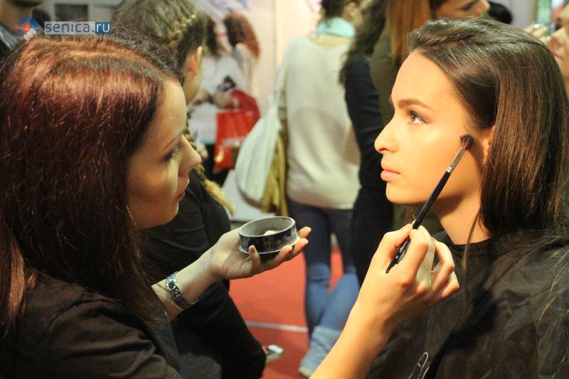 Косметическая выставка «Прикосновение Парижа» в Белграде