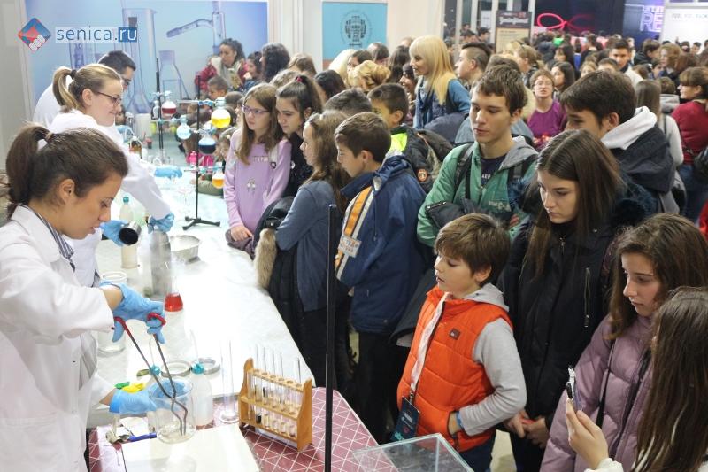 Фестиваль науки открылся в Белграде