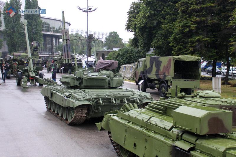 Сербская военная техника