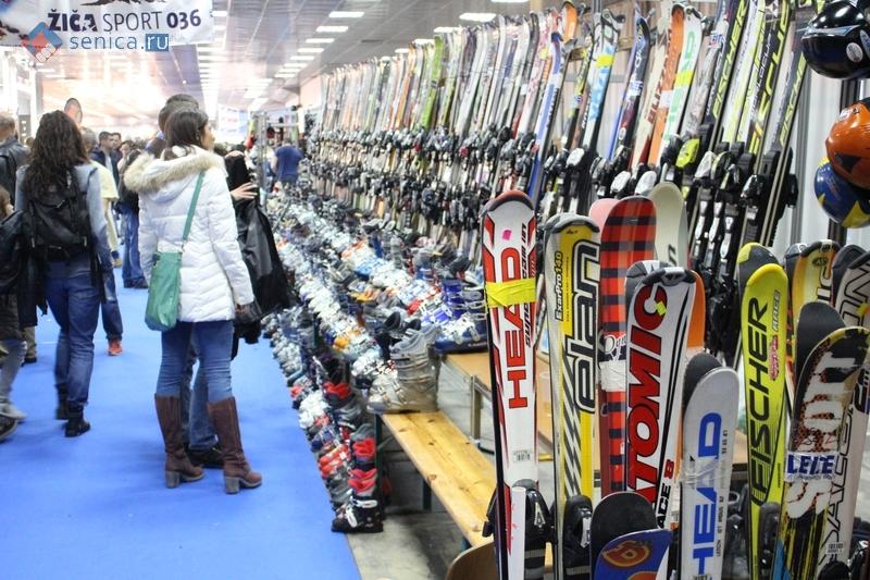 Зимняя выставка-продажа в Белграде