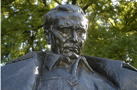 Памятник Тито