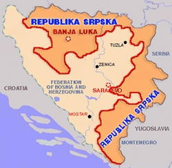 Image result for карта республики Сербской фото