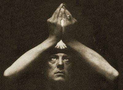 Алистер Кроули, оккультист, мистик, сатанист, основатель Телемы