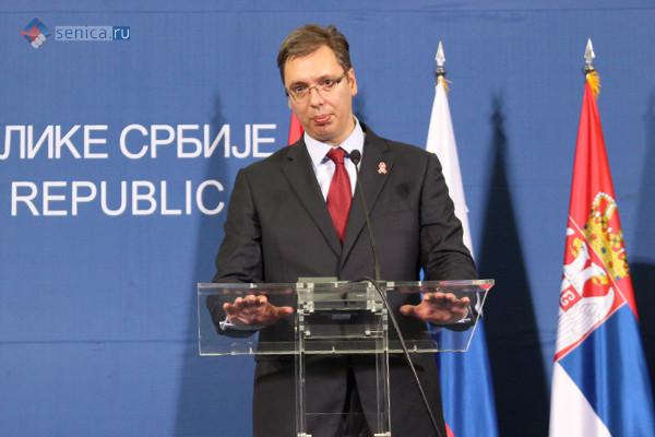 Сербия, Вучич Александр, выборы, новости, Сеница.ру