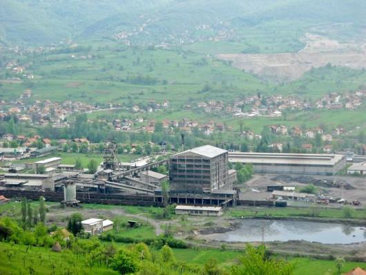 Рудник Бреза