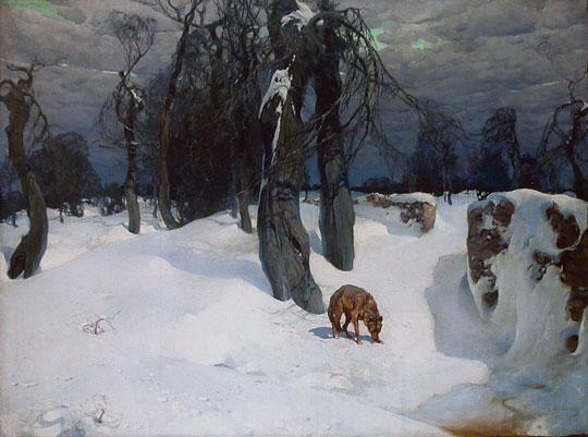 Работа Колесникова