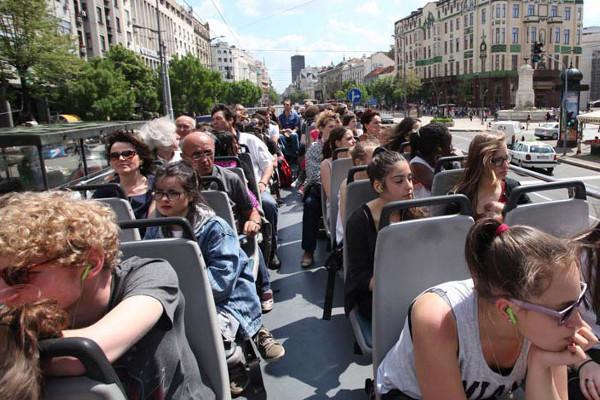 Панорамная обзорная автобусная экскурсия по Белграду