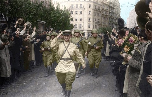 Освобождение Белграда