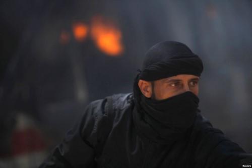 В сирийских повстанцах опознали исламистов из Боснии