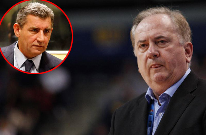 Тренер-серб покинул хорватскую команду из-за Готовины?