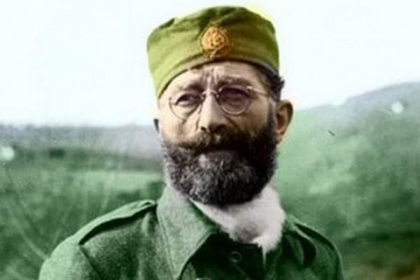 Генерал Драголуб Дража Михайлович