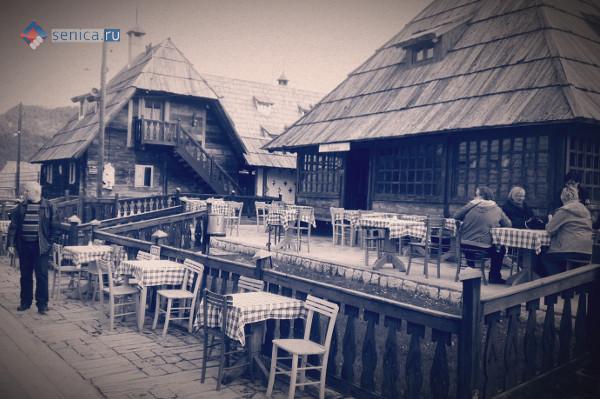 Этно-деревня Эмира Кустурицы Дрвенград