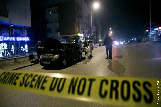 Косово, Приштина, Сербия, Слободан Гаврич, полиция, терроризм, новости, Сеница.ру