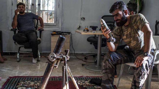 NYT: Хорватия продает оружие сирийским повстанцам