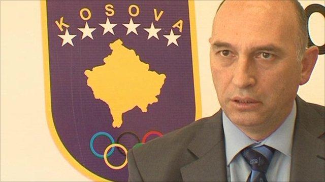 FIFA разрешила Косово проводить товарищеские матчи