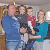 Посещение семьи Бишевац