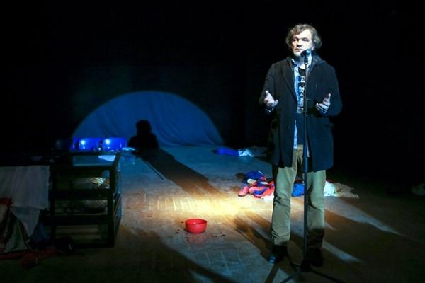 Эмир Кустурица, II Осенний театральный фестиваль