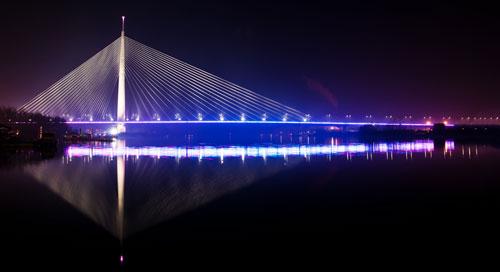 Мост на Аде, Белград