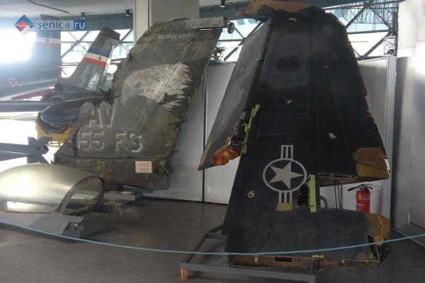 В Музее воздухоплавания Сербии в Белграде