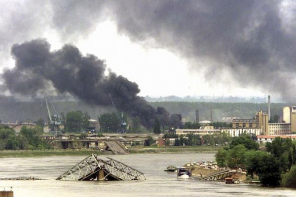 Агрессия НАТО против Сербии (СРЮ)