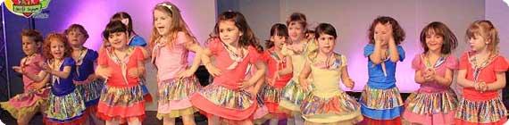 Детская ярмарка в Белграде