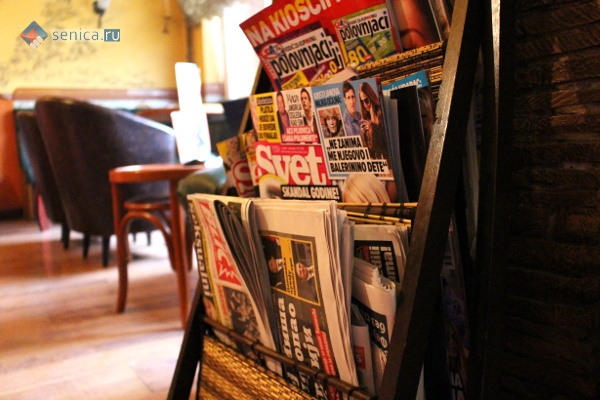 Сербия, пресса, печать, новости, газеты, обзор, Сеница.ру