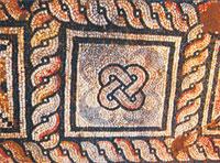 Римская мозайка IV века