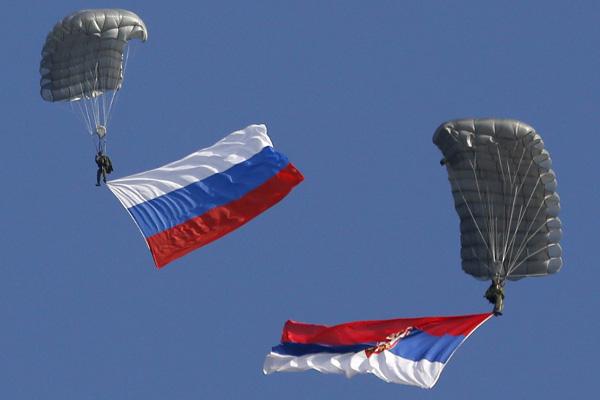 Русский десант в Сербии