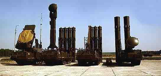 Россия поставит Сербии комплексы С-300