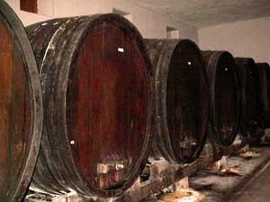 Винодельня Вилла Мария в Македонии